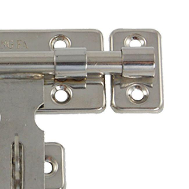 Promotion Hardware Door Lock Barrel Bolt Latch Padlock Clasp Set Door Locks Door Handles Hardware