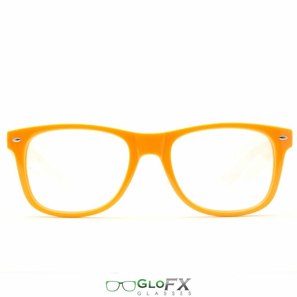 a7b1dcb32d GloFX Ultimate Diffraction Glasses – Orange