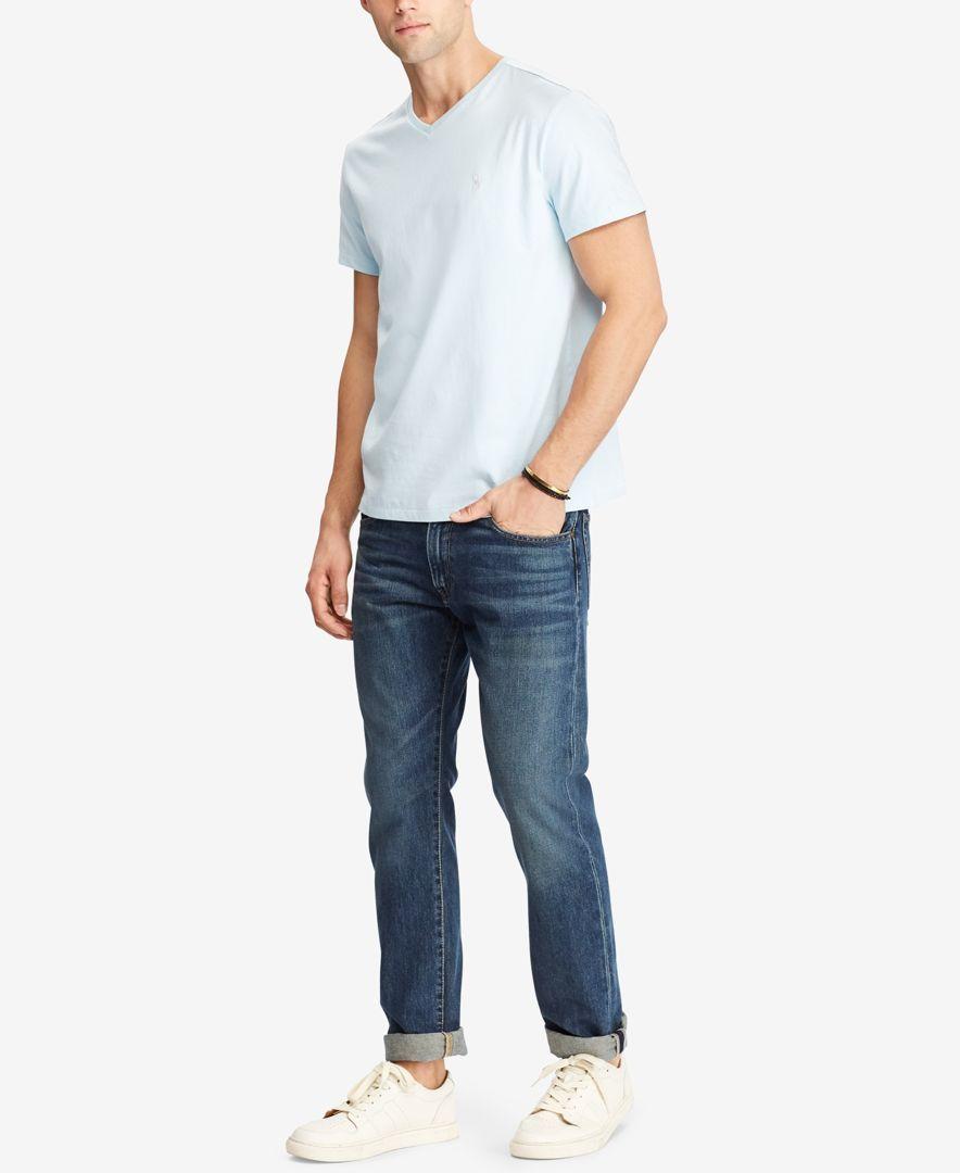 Polo Ralph Lauren Men's V-Neck T-Shirt
