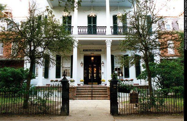 anne rice st elizabeth 39 s mansion in new orleans celebrity houses pinterest anne rice. Black Bedroom Furniture Sets. Home Design Ideas