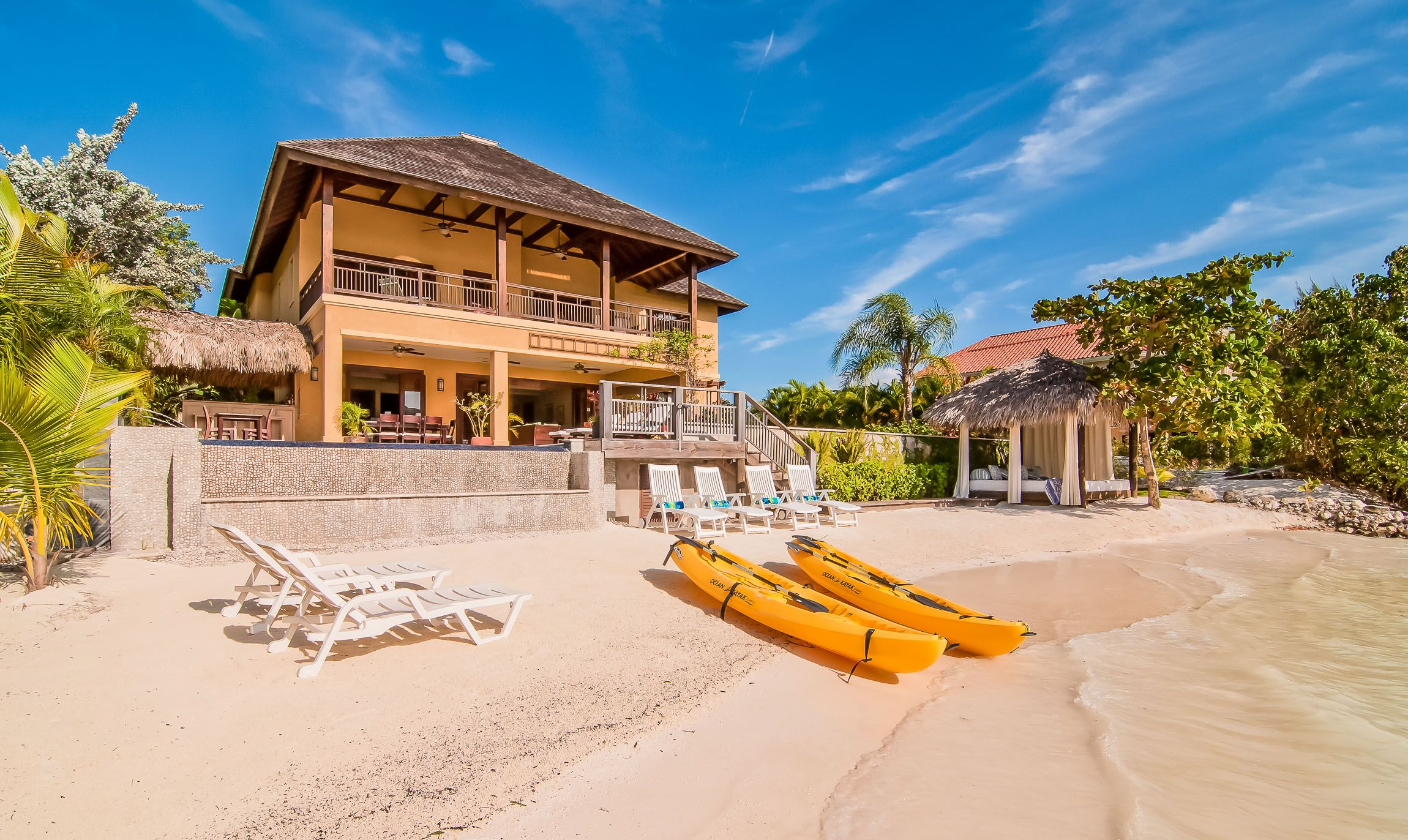 Check out this amazing luxury retreats beach property in