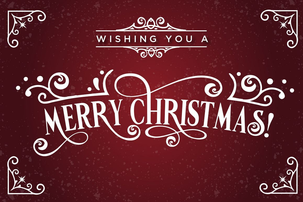 Vondey - Holiday font & ornaments | Holiday fonts, Fancy ...
