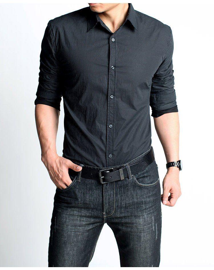 Increasing Trend Of Business Casual Dressing Custom Mens Dress Shirts