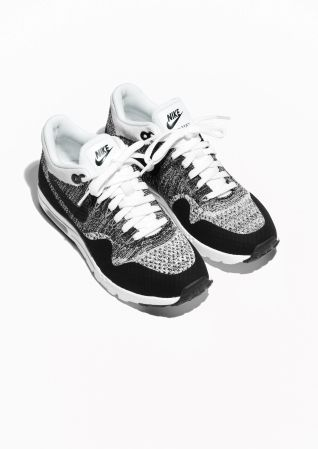 dcfa946fbcf8   Other Stories image 2 of Nike Air Max 1 Ultra Flyknit in White ...