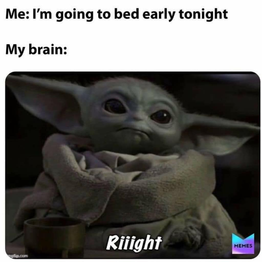 Star Wars On Instagram Don T Forget Family I Can T Stop Posting Baby Yoda Follow Starwars Passion For Yoda Funny Yoda Meme Star Wars Memes