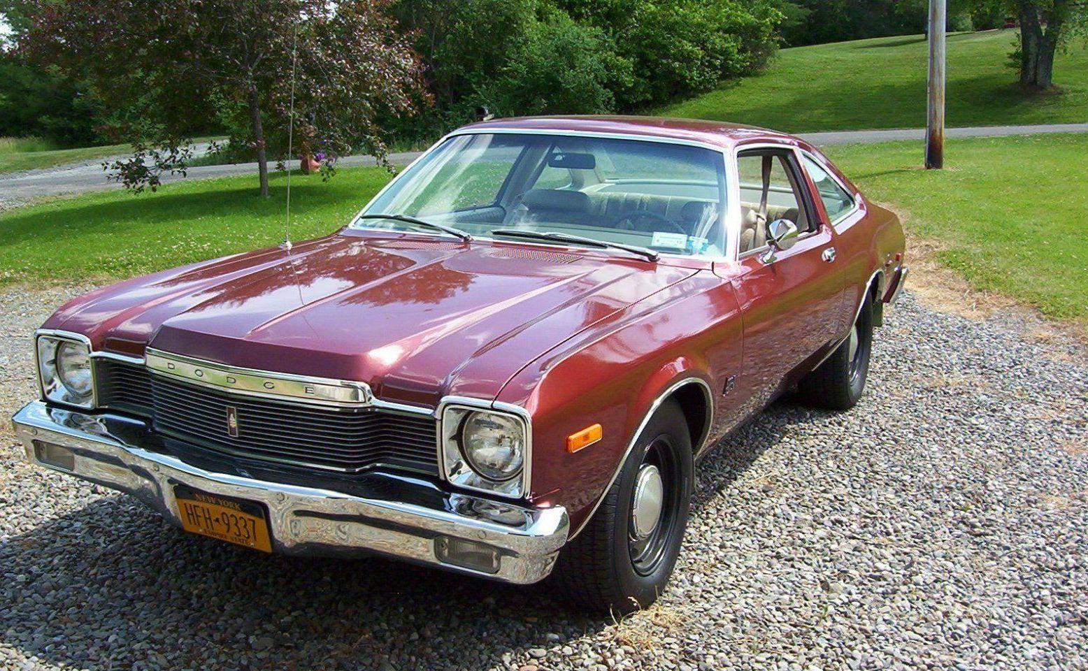 Under 10 000 Miles 1977 Dodge Aspen Dodge Aspen Dodge Sports Coupe