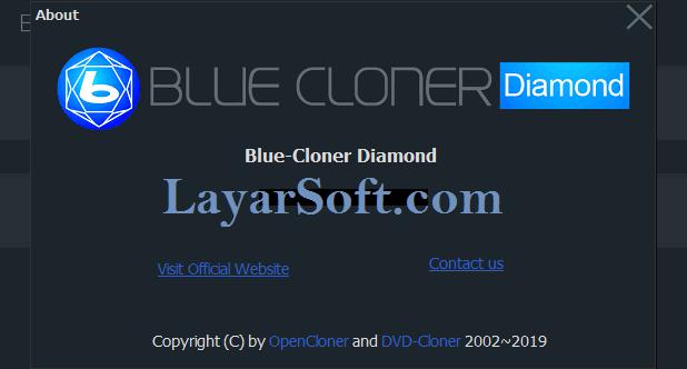 Blue Cloner Diamond 8 70 0 830 Full Version Membaca Blu Ray Dvd
