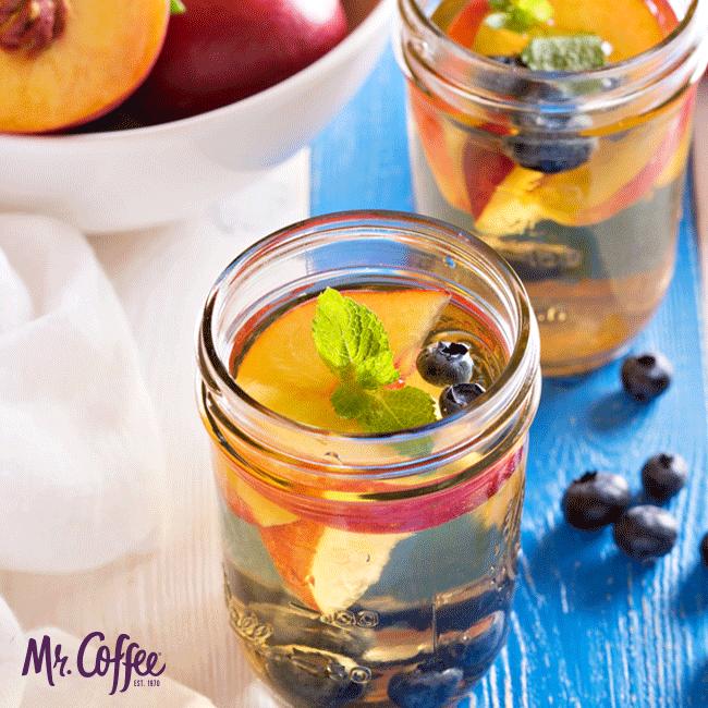 Mr. Coffee® Iced Tea Flavor Infuser Flavored tea, Iced