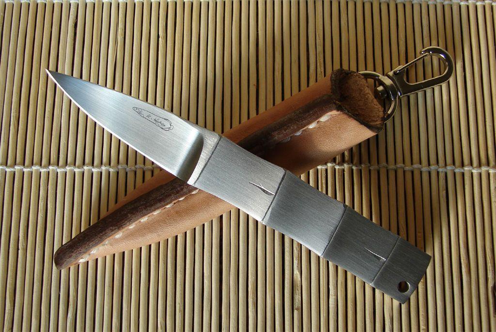 Koji Hara Japan Bamboo Knife With Images Knife Knife