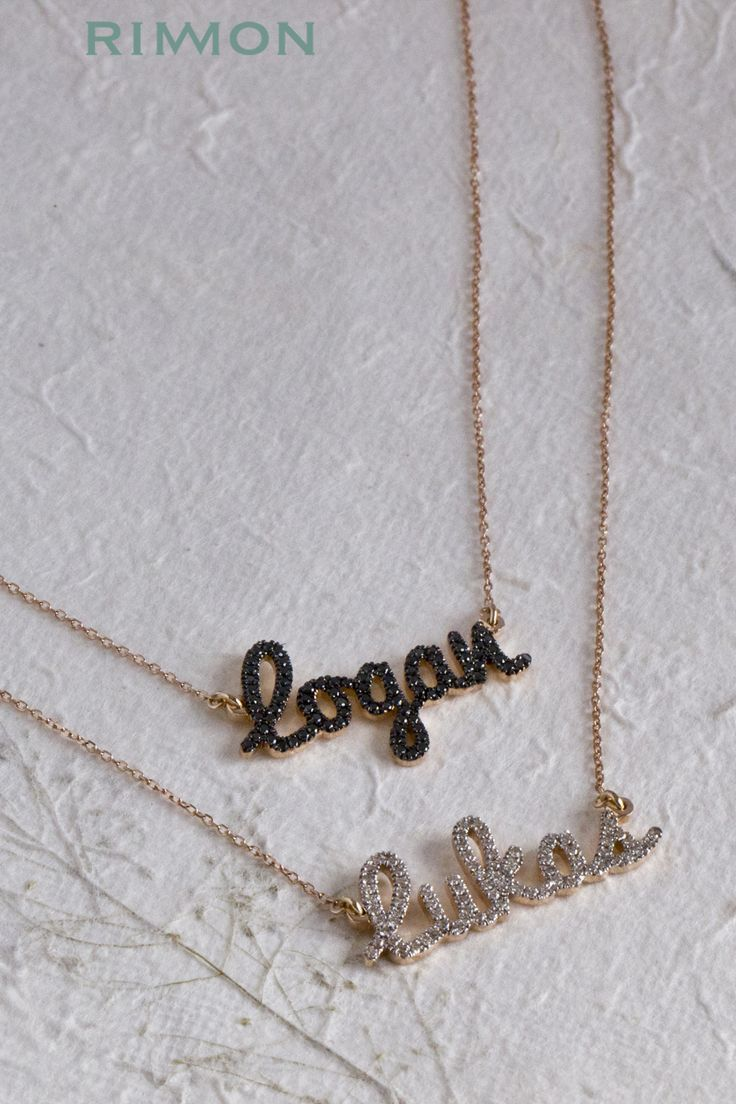 Delicate Diamond Bar Necklace White Gold