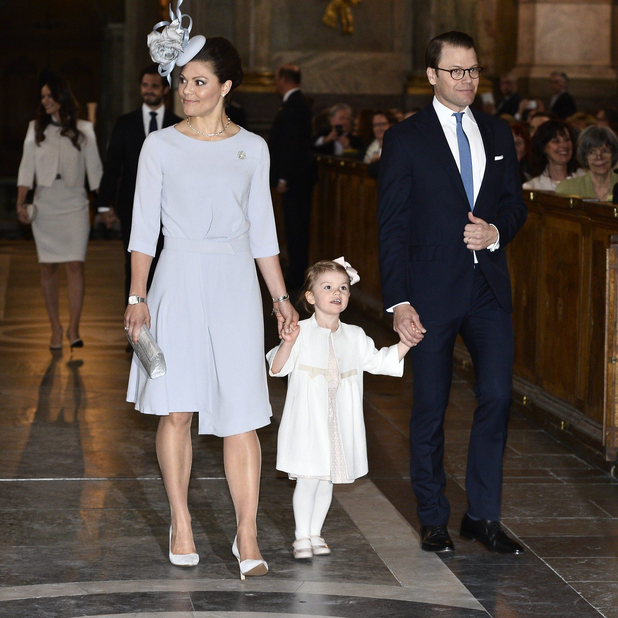 Princess Estelle of Sweden Is About to Become Your New Favorite Little Royal