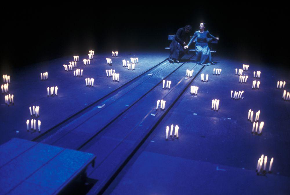 1999/2000 Il sogno di August Strindberg, regia di Luca Ronconi, foto di Marcello Norberth