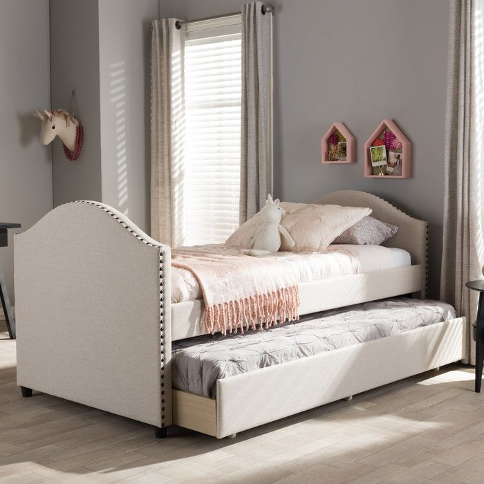 House Of Hampton Portsmouth Daybed With Trundle Bed Reviews - Bedroom furniture portsmouth