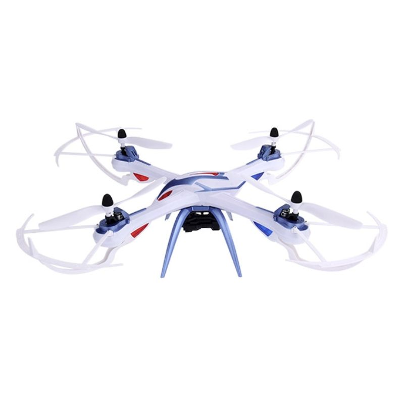 JJRC H16 YiZhan Tarantula X6 Wide Angle 3D Stunt Quadcopter with 5MP Camera With IOC - Blue & white