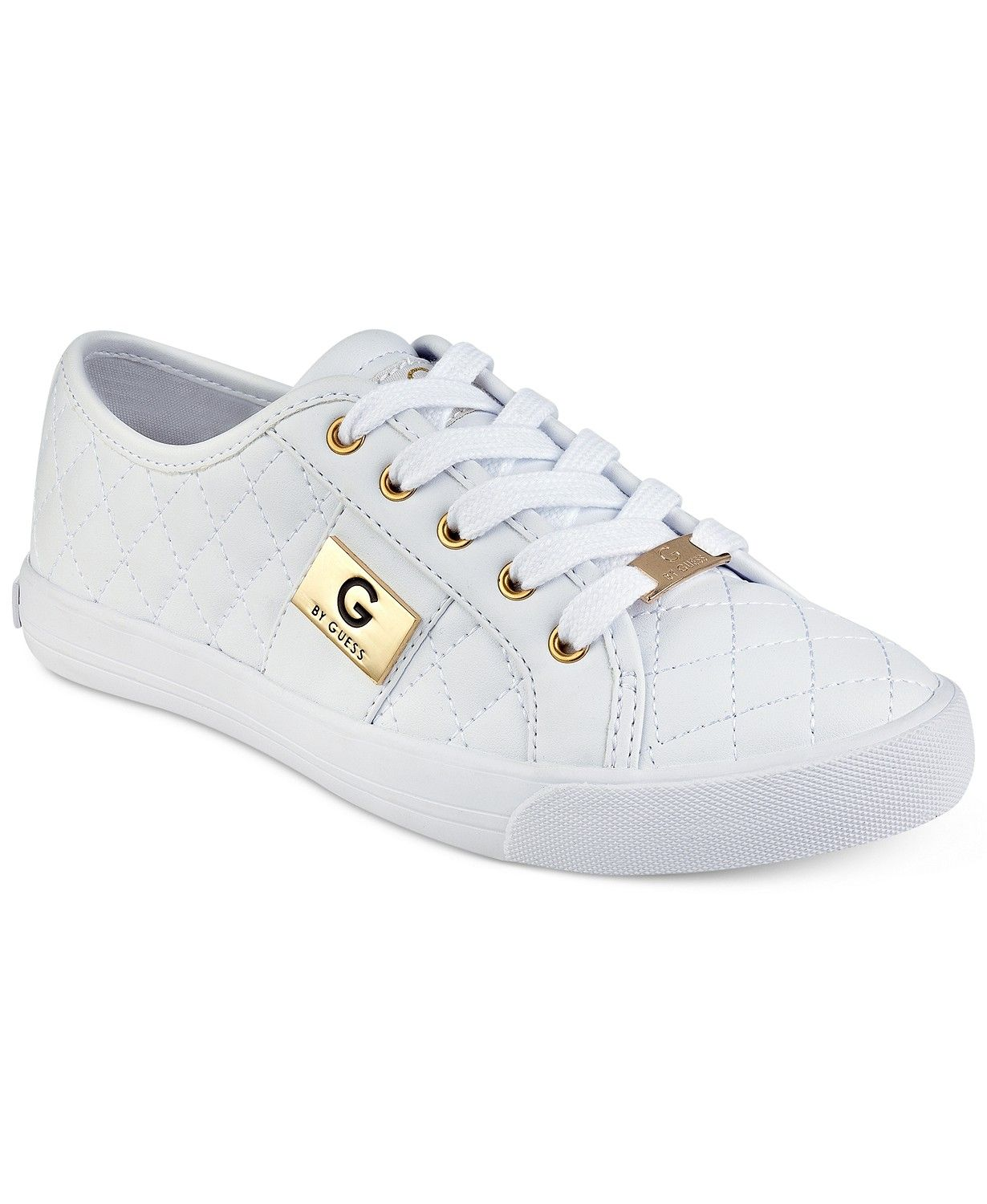 guess slip on trainers