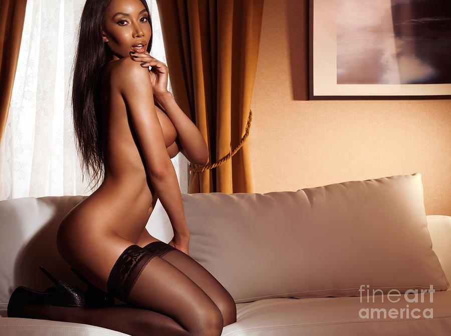 Beautiful sexy nude woman