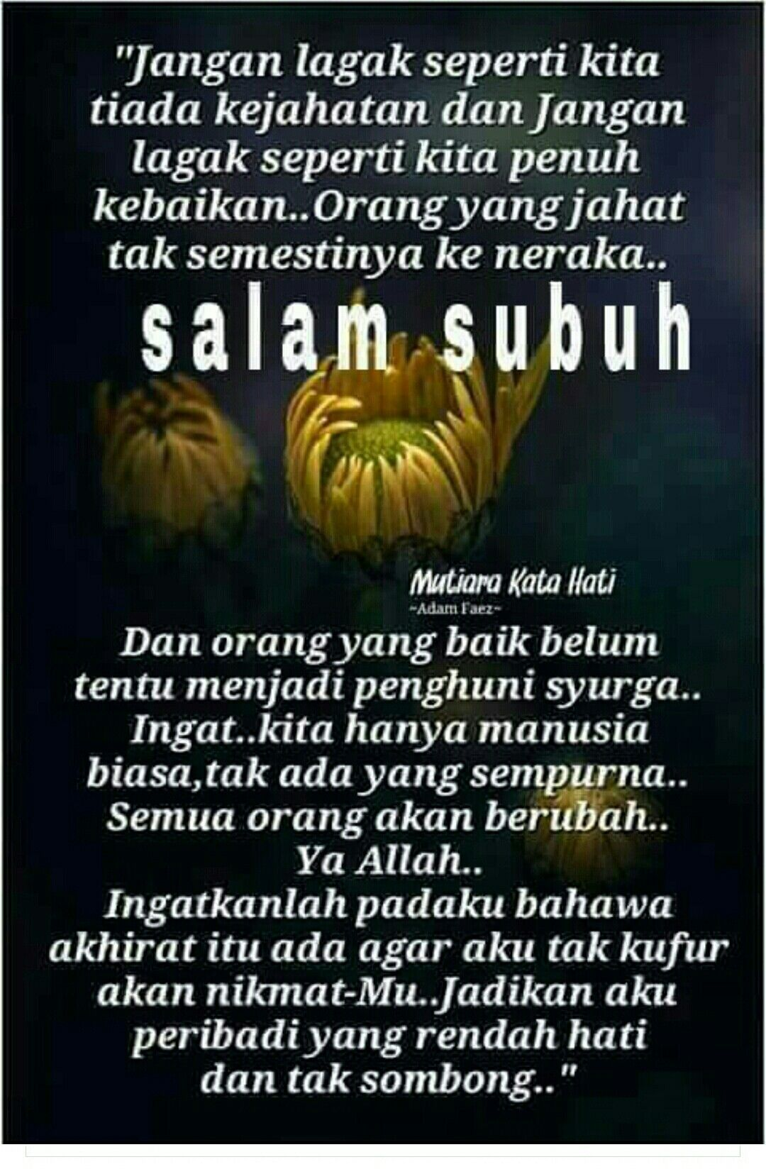 Pin By Wann Nur On Islamic Quotes For Remembrances With Images