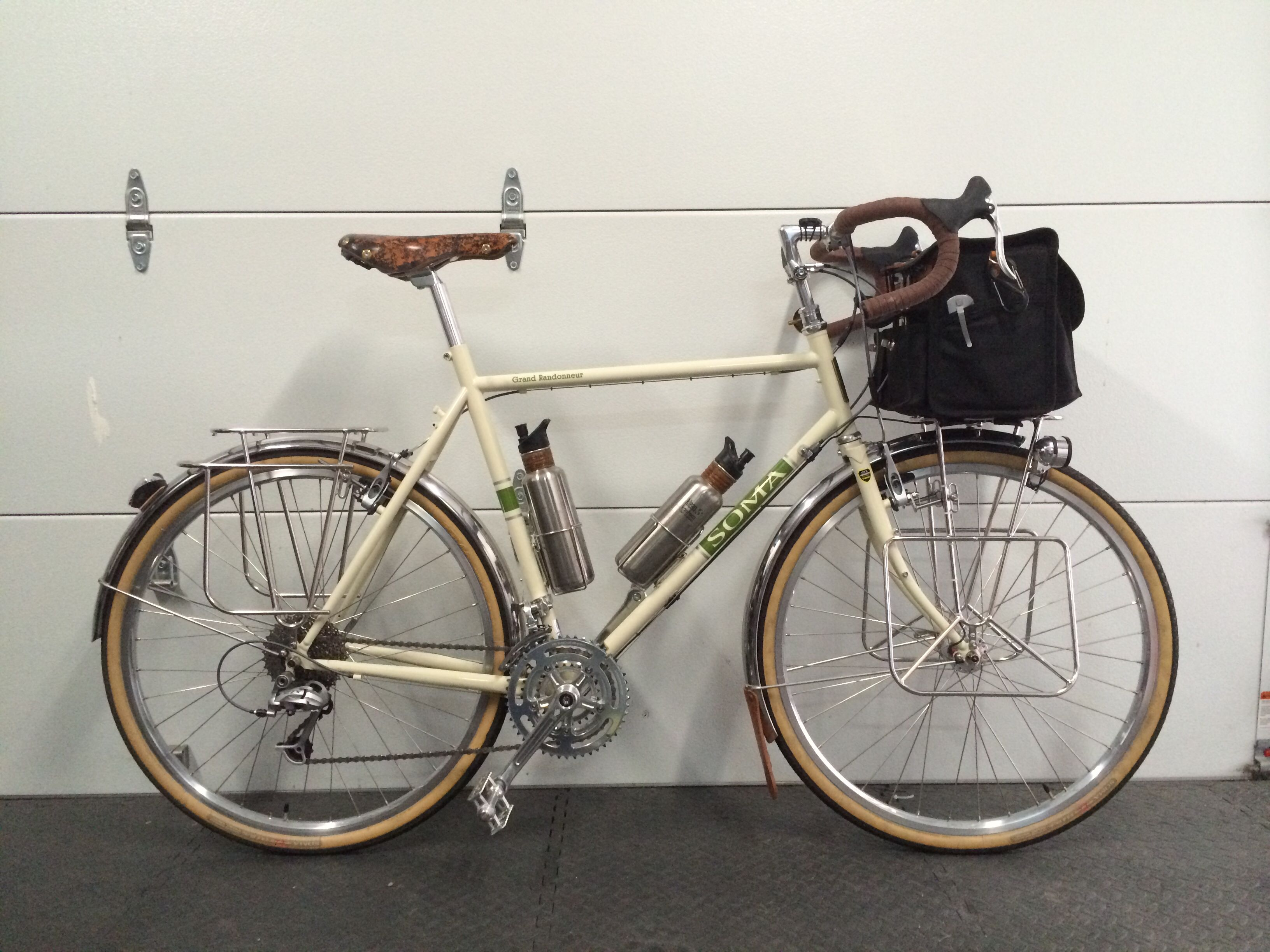 Soma Grand Randonneur, campeur style | The Stable | Pinterest