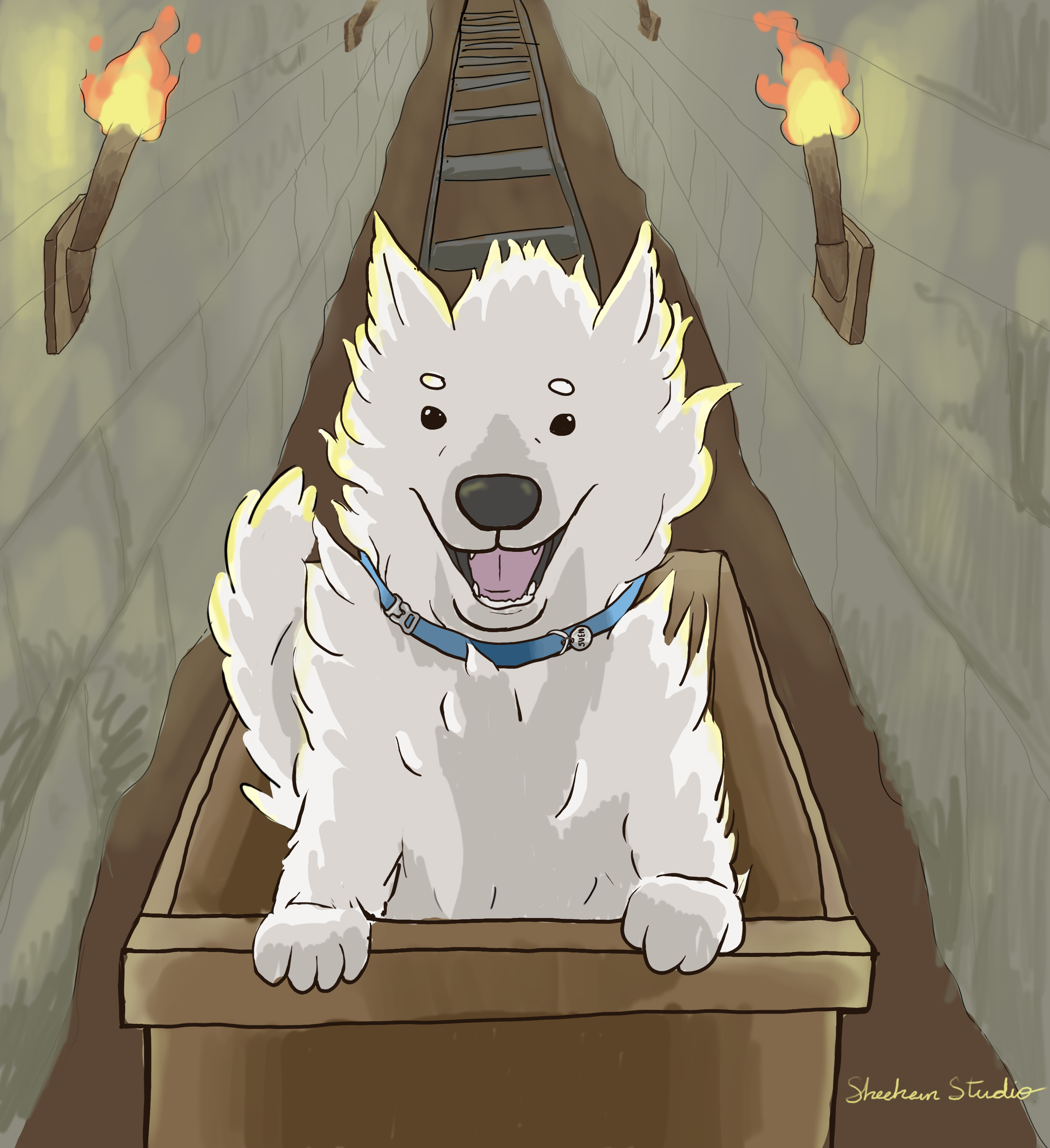 Sven's roller coaster ride. Made a reddit account just to