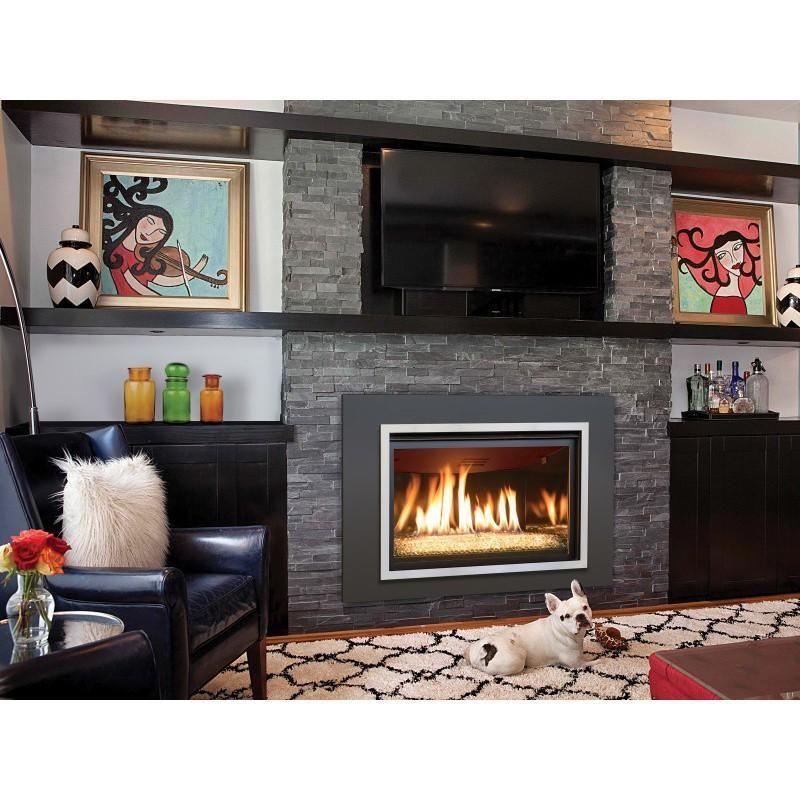 Chaska 34 Gas Fireplace Insert Kozy Gas Fireplace Insert