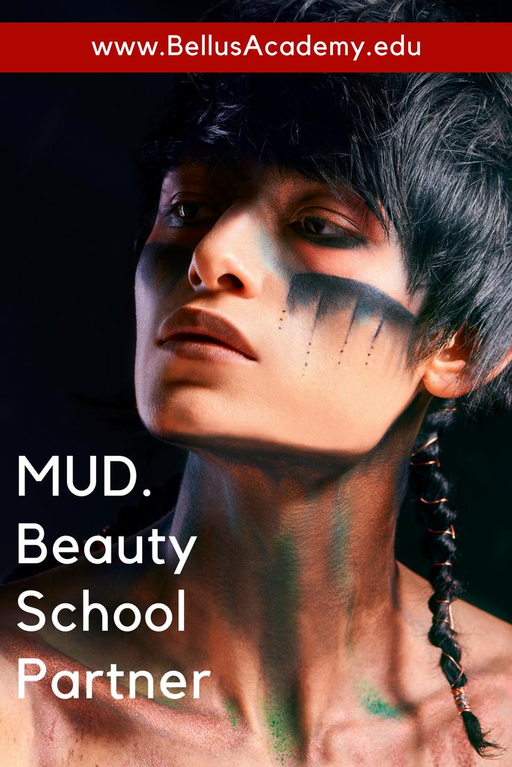 Bellus MUD's First Makeup School Partner School makeup