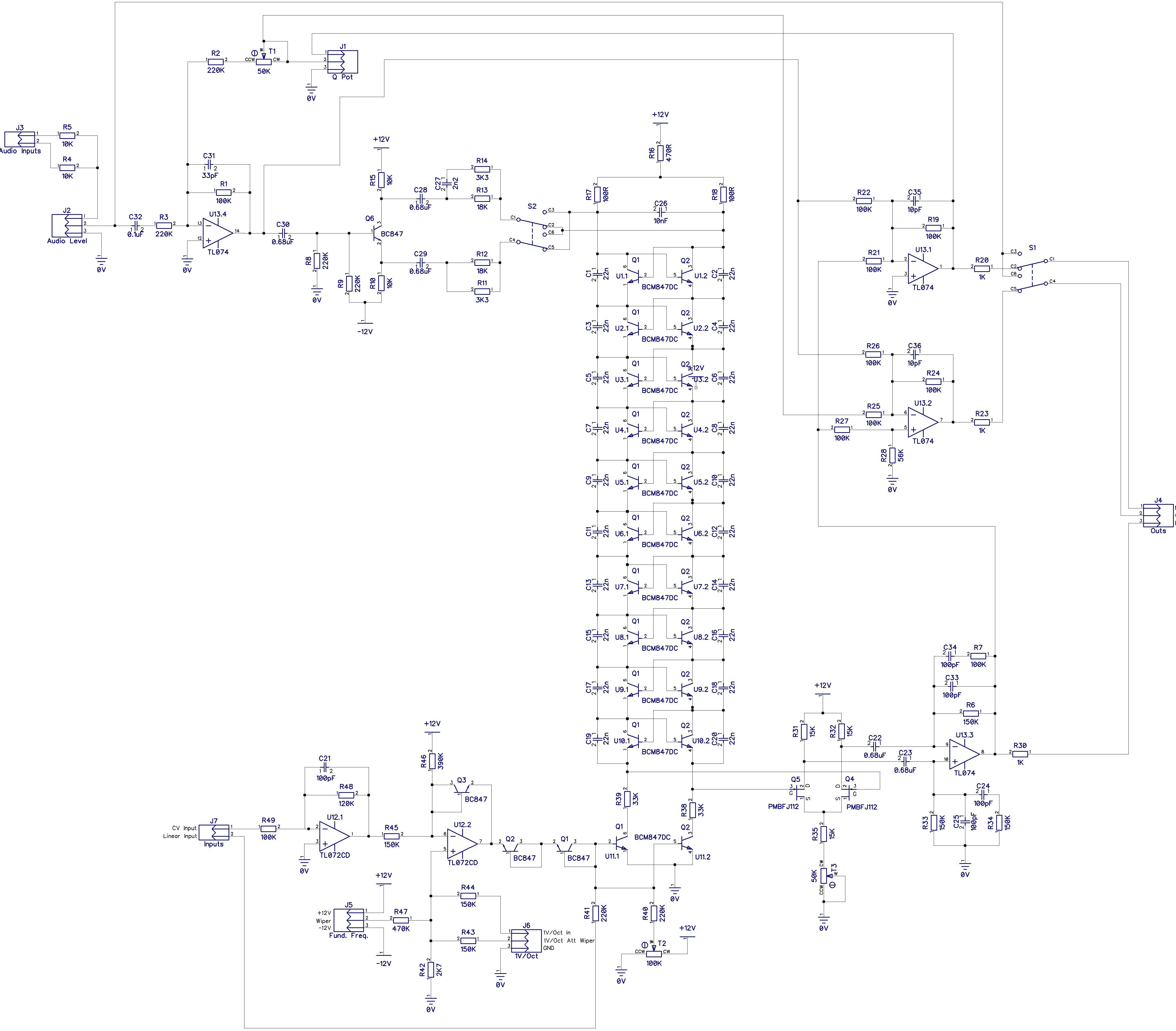 Aries AR-329 Phaser-Flanger Schematics Aries, Aries Zodiac