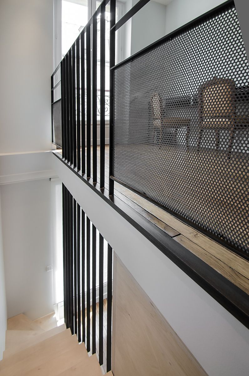 architecte atelier mep lieu paris france surface 80 m maitre d ouvrage interieur. Black Bedroom Furniture Sets. Home Design Ideas