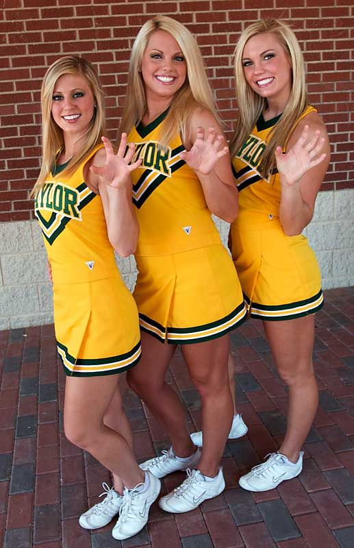 Image result for baylor cheerleaders