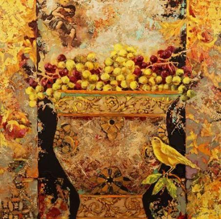 Vineyard Melody by Kate Steiger