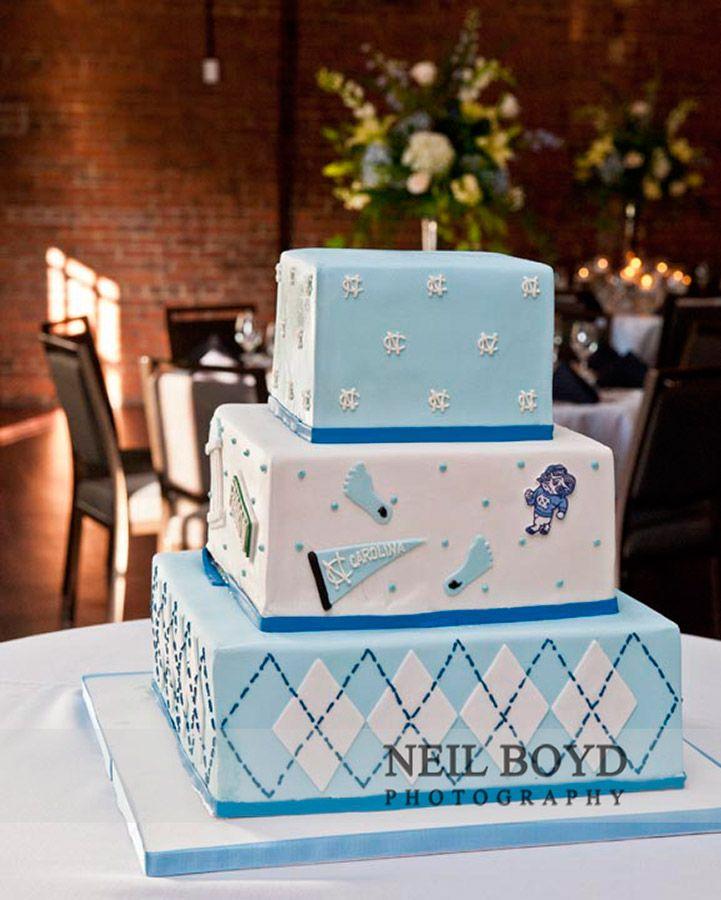 UNC grooms cake for wedding rehearsal dinner UNC weddings