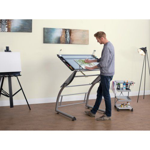 Studio Designs Triflex Drawing Standing And Drafting Table $209.62