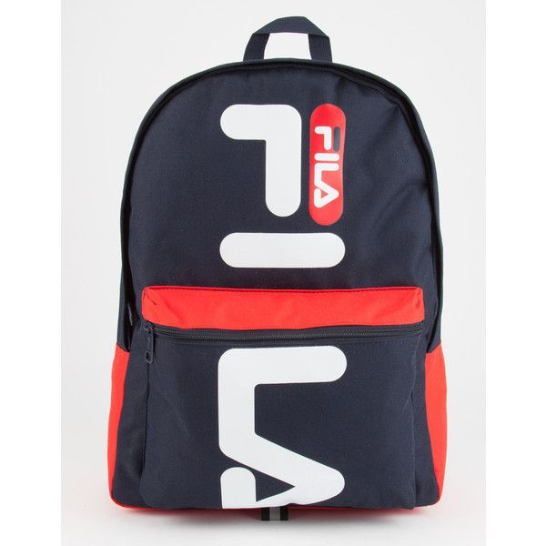 Fila Elliot Backpack ( 40) ❤ liked on Polyvore featuring men s fashion a1dca1f453e66