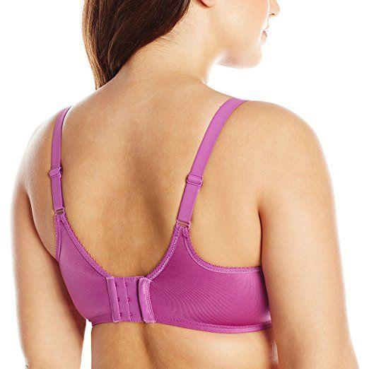701b07ef48 Amazon.com  Wacoal Womens Basic Beauty Contour T-Shirt Bra  Clothing ...