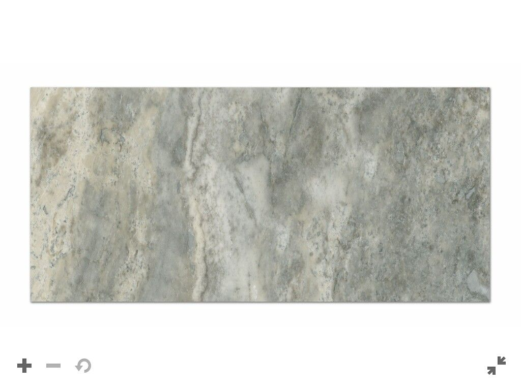- CLAROS SILVER HONED FILLED 3 X 6 IN $ 11.99 Sq Ft Coverage 9.87 Sq Ft Per  Box Wavy Silver-gray Veining And Crystalline Deposits On A Field Of White.  … Texturas