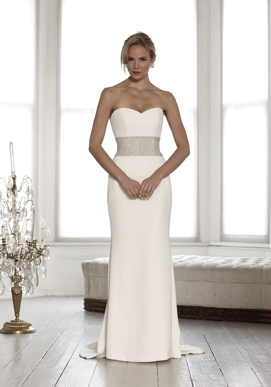 Joelle belt Jessica Sassi Holford gown | clothes | Pinterest