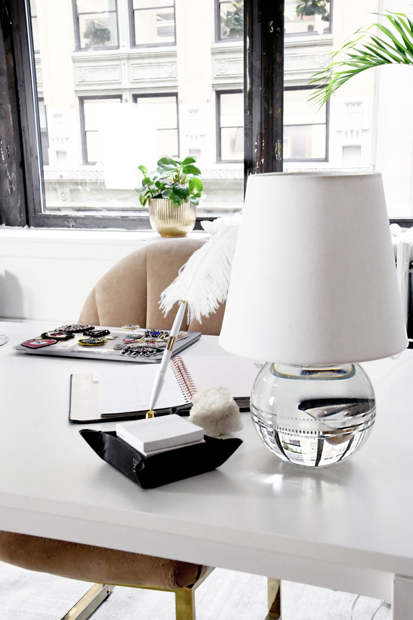 Mitzi Nicole Table Lamp In Polished Nickel In 2020 Table Lamp