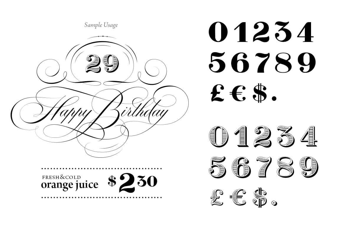 Fashion week 10 fonts stylish for woman