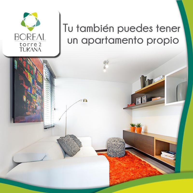 No hay mayor satisfacción que invertir tu dinero de la mejor manera. #estrenaapartamento #borealtukana #apartamentosenlaestrella