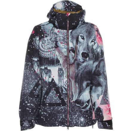 32ca4fbd04b9 Volcom Astrid Gore-Tex 2L Jacket - Women s Seriously the sickest jacket of  this season.
