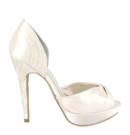 Satin Zapato By 5357 Shoes Satín De Novia En Menbur Bridal ref Fq0AaF