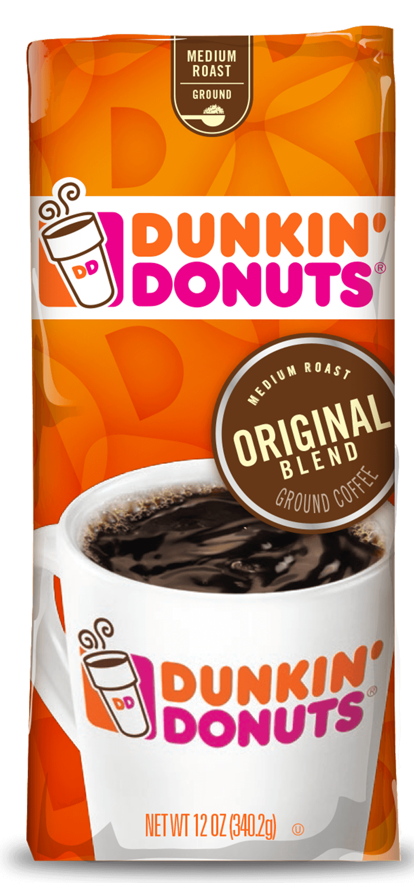 Hurry! FREE Dunkin' Donuts KCup or Ground Coffee Sample
