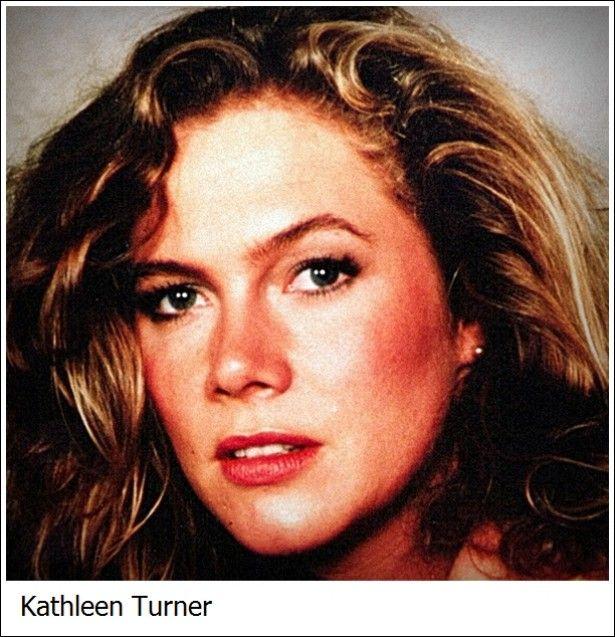 Kathleen Turner Springfield, 19 giugno 1954 attrice statunitense.