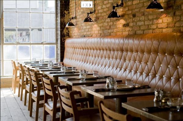 Genial Pizzeria Design Interior | According To Their Website, U201cthe Interior Design  Pays Respect To