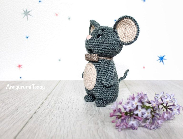 Amigurumi Rat : Amigurumi hello kitty google search tejidos