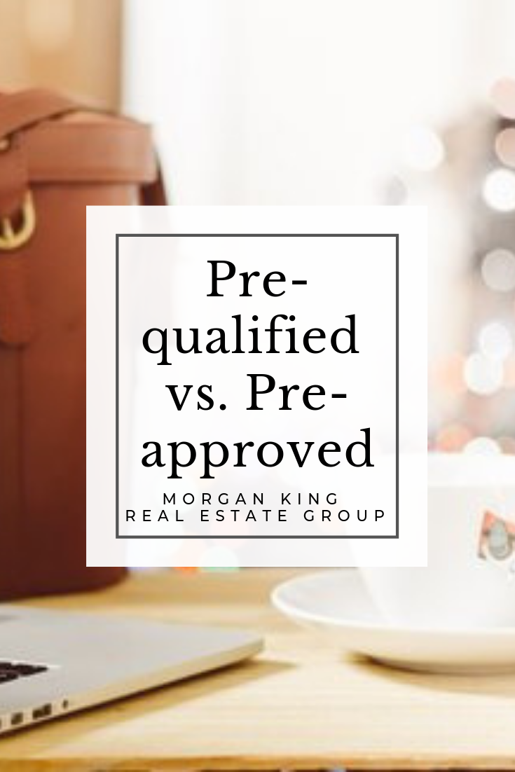 The Buyer S Guide Pre Qualified Vs Pre Approved Pre Qualify