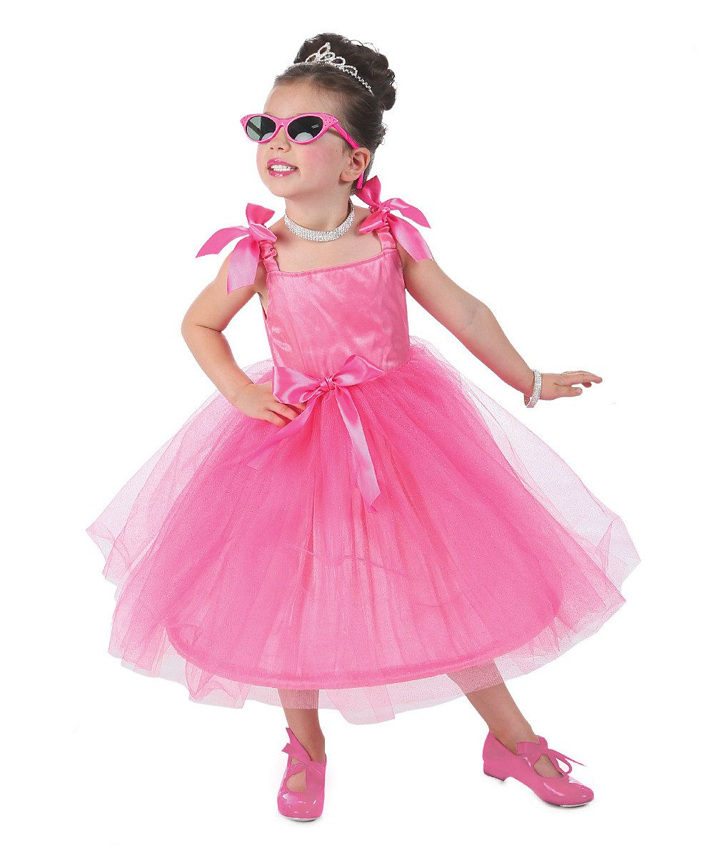 Look At This Pink Movie Star Dress Up Set Girls On Zulily Today Movie Star Costumes Movie Star Dress Star Costume
