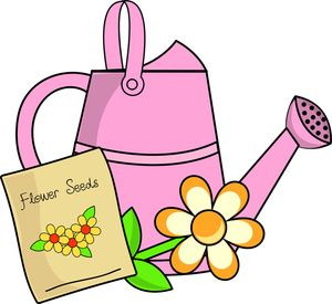 watering can clip art gardening clip art images gardening stock rh pinterest ca free gardening clipart black free black and white gardening clipart