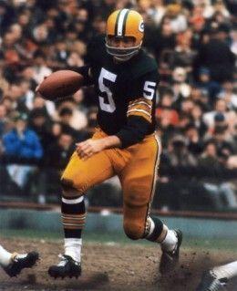 Paul Hornug Green Bay Packers 1957-66. HOF Class '86.