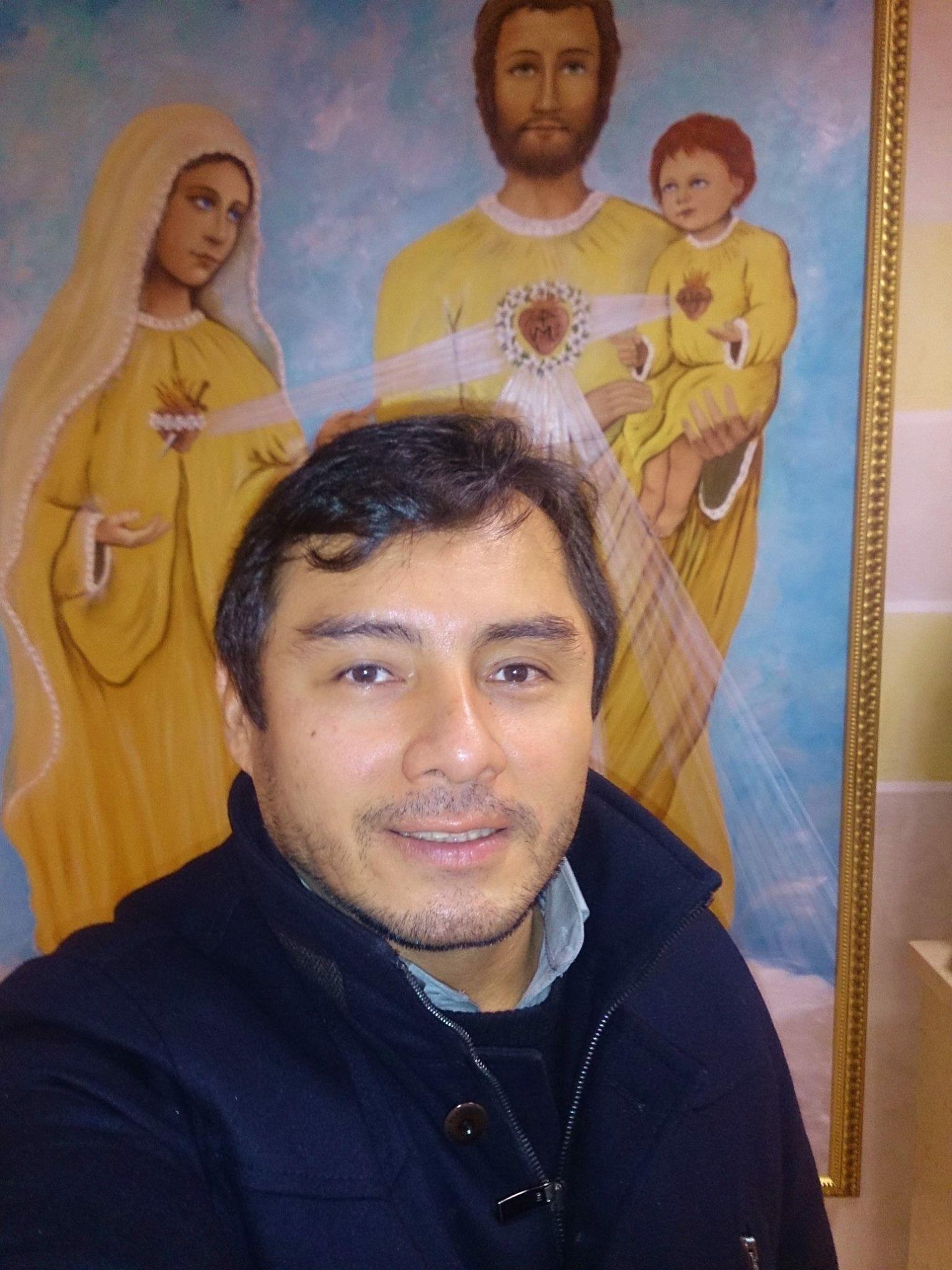 Edson Glauber Itapiranga | Église