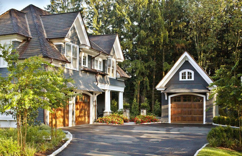 Houses For Sale In Spokane Valley Traditional Exterior Also Arched Garage Doors Asphalt Driveway Dark Gray Garage Door Styles House Exterior Wood Garage Doors